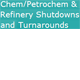 Chem/Petrochem and Refinery Shutdowns and Turnarounds