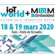 IoT World + M to M Embedded