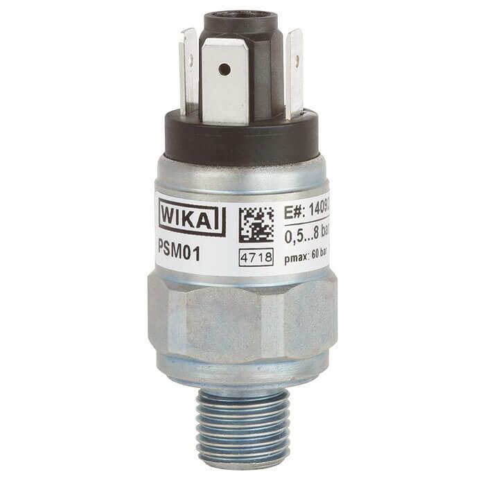 Pressostat compact OEM - PSM01 - WIKA France